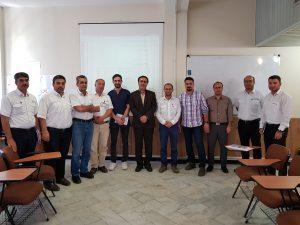 کلاسهای آموزشی در جم شهید بهشتی