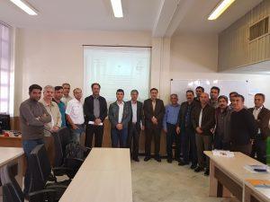 کلاسهای مجتمع آموزشی شهید بهشتی جم